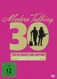 Cover Modern Talking - 30 [DVD]